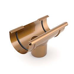 Сливная воронка BRYZA 125 мм, медный