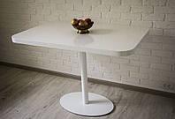 """Стол кухонный на одной ноге """"Yoga"""" 100см*66см"""
