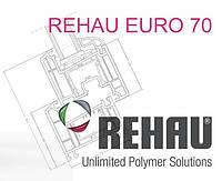 Окна профильной системы REHAU 70