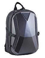 Рюкзак подростковый  YES T-33 Stalward Black 553572