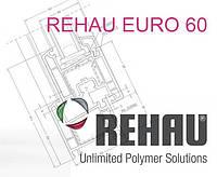 Окна профильной системы REHAU 60
