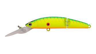 Воблер Strike Pro Magic Joint 85 плавающий 8,5см 9,6гр составной  Загл. 2,0м -3.0 м #A17S