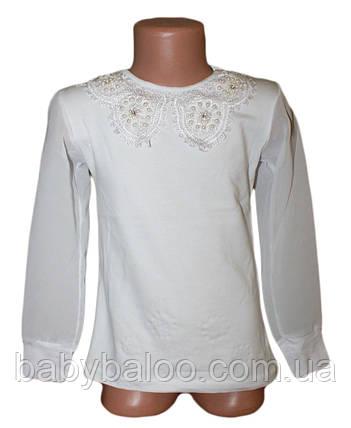 Блузка фатин рукава(12 лет), фото 2