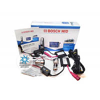 Комплект биксенона Bosch H4 HID xenon 6000K ( крепление лампы и блоки ) bosh h4