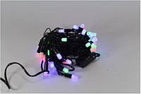 Новогодняя светодиодная гирлянда 40P B1 многоцветная
