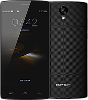 Homtom HT7, 1/8 GB, Android 5.1, 8 Мп, 4 ядра, батарея 3000 мАч, дисплей 5.5""