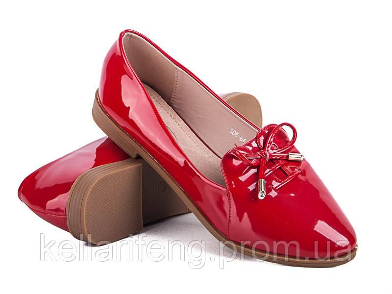9b30e7e2e Женская обувь оптом. Балетки женские от фирмы Бабочка 306-64 (8пар 36-