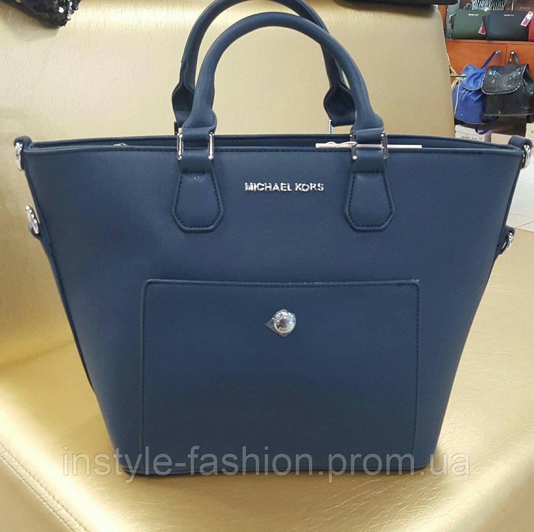 b74259c44362 Сумка Michael kors MICHAEL KORS Майкл Корс синяя  купить недорого ...