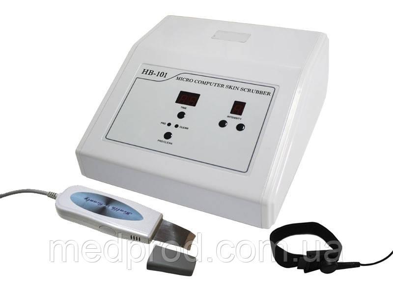 Аппарат ультразвукового пилинга HB-101 УЗ скрабер