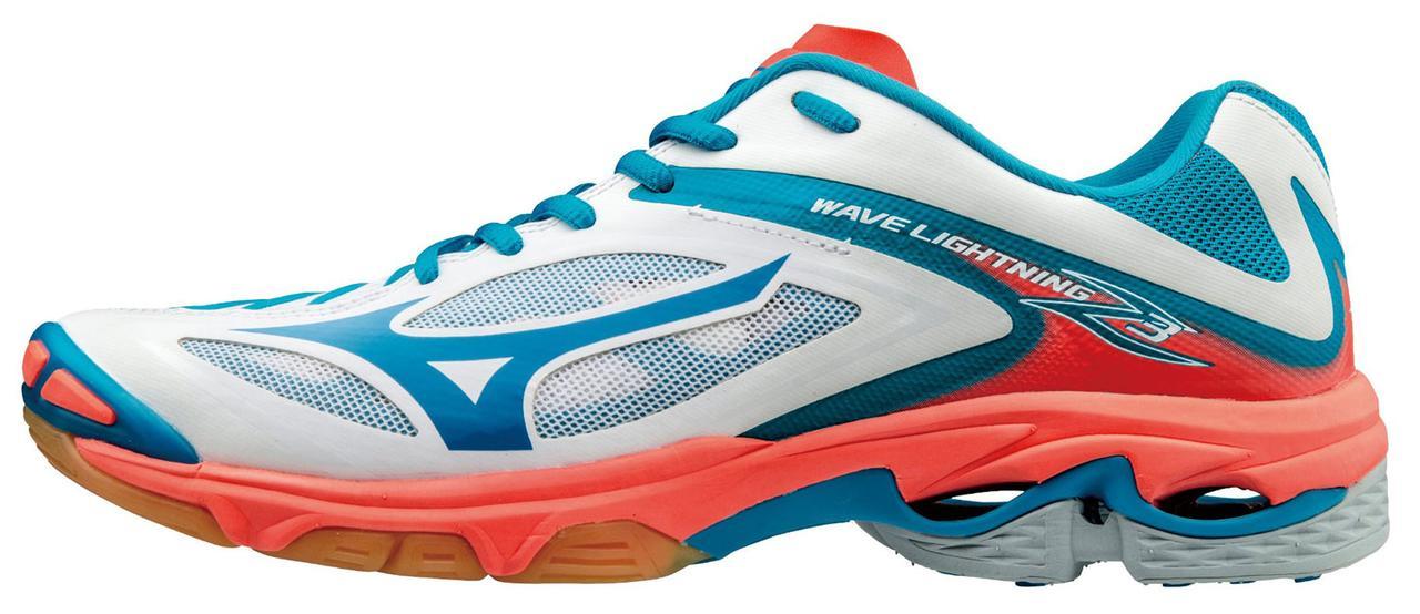 Кроссовки волейбольные Mizuno Wave Lightning Z3 (W) v1gc1700-74