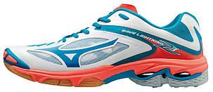 Кроссовки волейбольные Mizuno Wave Lightning Z3 (W) v1gc1700-74, фото 2
