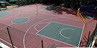 Строительство спортивных площадок, фото 1