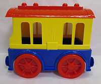 Детская игрушка Вагон 670688,размеры 25*29*18 см BAMSIK