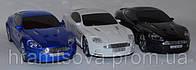 Портативная колонка машинка WS-788 Aston Martin DBS с USB-FM-SD