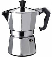 Гейзерная кофеварка из алюминия 300мл/6 порций Empire EM-9543  (Empire Эмпаир Емпаєр)