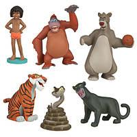 "Игровой набор фигурок ""The Jungle Book"" Книга Джунглей Маугли, фото 1"