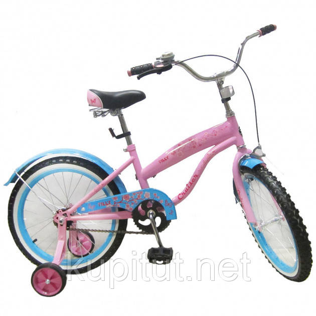 "Велосипед Tilly Cruiser 18"" T-21831 Pink"