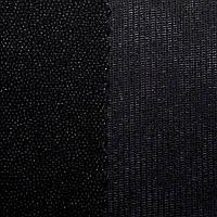 Дублерин эластичный 040г/м цв черный 150см (рул 50,100м) Danelli D2LP35