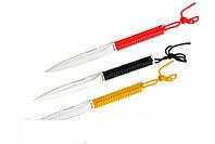 Набор метательных ножей Фараон + чехол