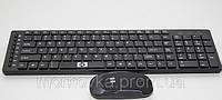 Комплект беспроводная клавиатура + мышка Black DC-415 Блэк DC415, DC 415,
