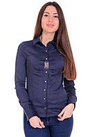 Блуза BLV 638-2 Темно-синий