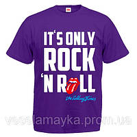 "Футболка ""It's only Rock'N Roll (the Rolling Stone)"""