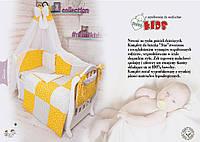 """Детская постель в кроватку """"MIMIKIDS"""" Star  10 ел"""