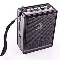 Радиоприемник NS 018U колонка MP3 / WMA аккумулятор 1200 мА/ч