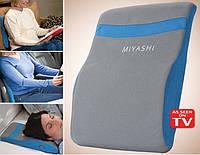 Массажная подушка Miyashi Massage Pillow ( Мияши Пиллоу ) массажная подушка для кресла
