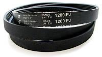 Ремень 6-ти ручейковый 1200 PJ J6 Hutchinson черный