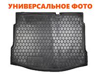 Коврик в багажник для Ford Focus 2011- универсал с докаткой (Avto-Gumm)
