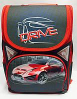 Ранец Рюкзак каркасный школьный ортопедический JOSEF OTTEN Car Drive JO 1724