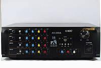 Усилитель мощности звука UKC AMP AV-200A  2*100W 8om 200A