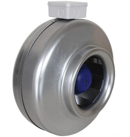 Канальные вентиляторы с оцинкованной стали VKAP