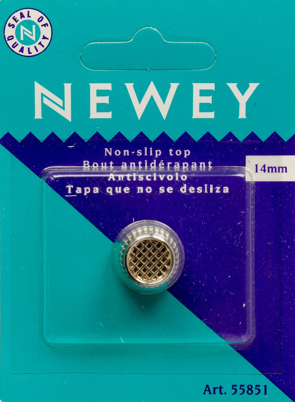 Наперсток 14 мм NEWEY хромовий в упаковці, Англія