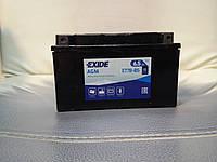 Аккумулятор мото Exide ET7B-BS