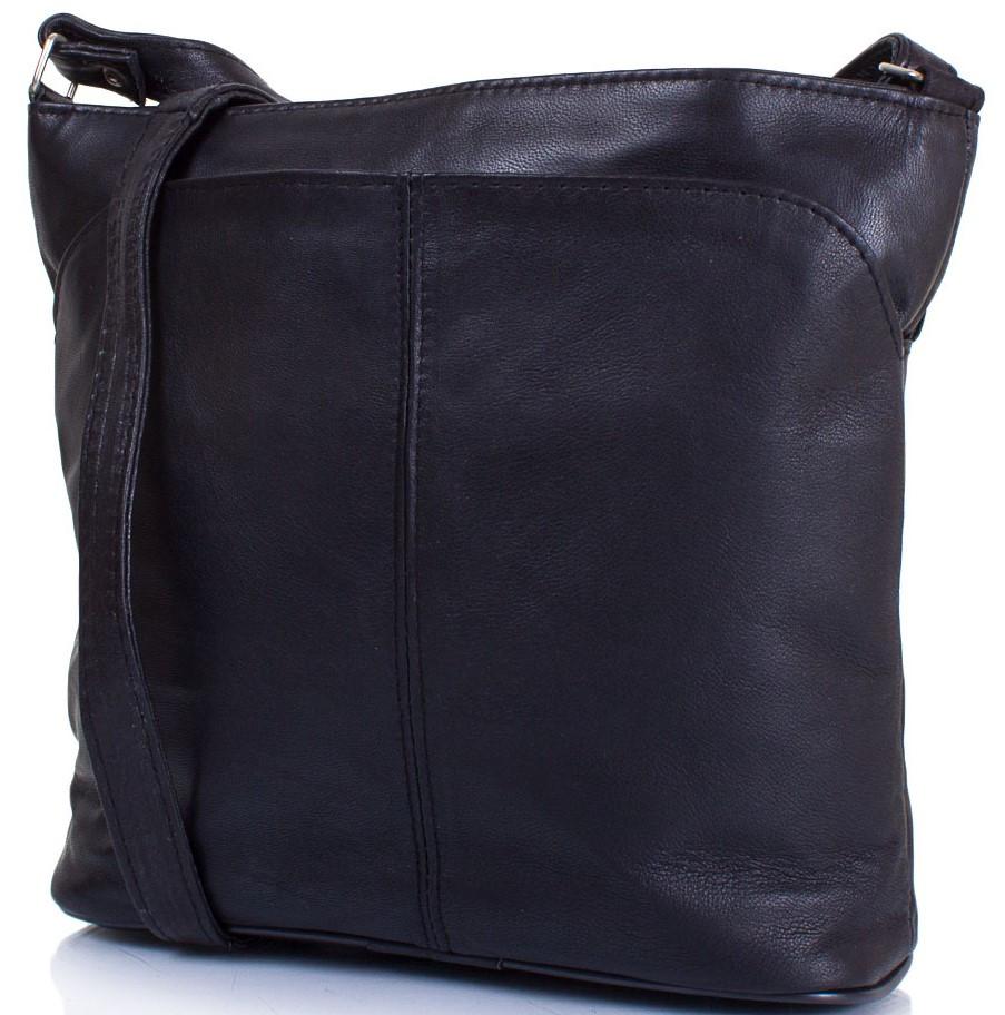 Женская кожаная сумка-планшет Tunona
