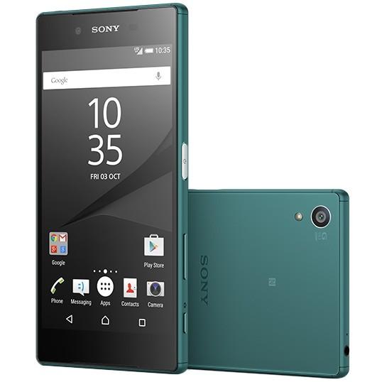Смартфон Sony Xperia Z5 Dual (Green)
