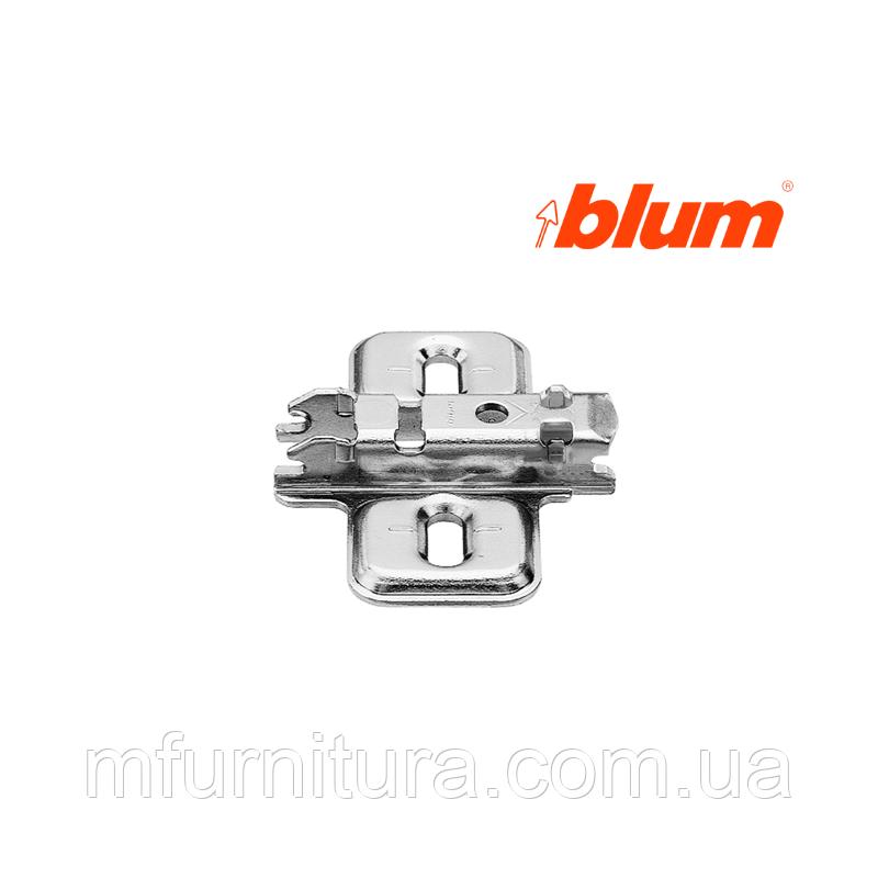 Крестообразная ответная планка, подъем 0, H=8.5 мм - blum (Австрия)