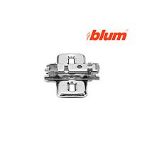 Крестообразная ответная планка, подъем 0, H=8.5 мм / blum (Австрия)