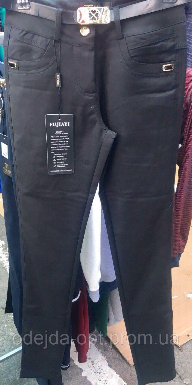 Школьные брюки на девочку оптом