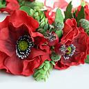 Цветы, зелень, флористические материалы