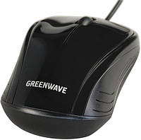 Мышь Greenwave optical Reykjavik USB Black