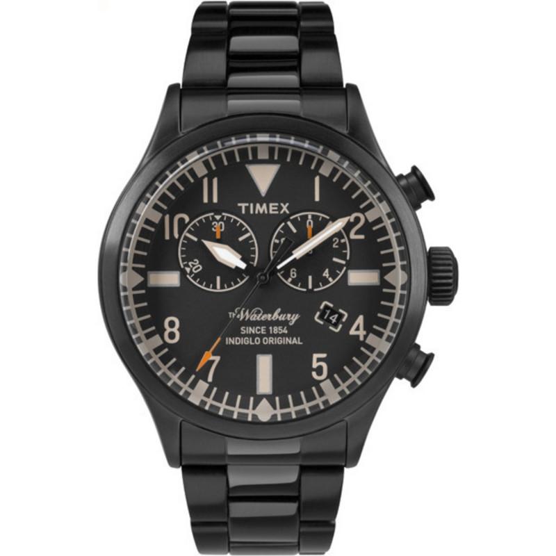 Мужские часы Timex ORIGINALS Waterbury Chrono