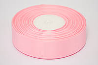Лента репс 2.5 см, 23 м, № 04 нежно розовый