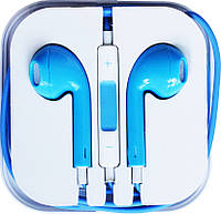 Наушники TOTO Earphone I5 Blue