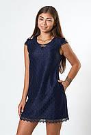 Школьное подростковое платье м-349