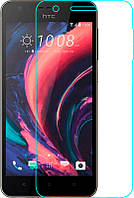 Защитное стекло TOTO Hardness Tempered Glass 0.33mm 2.5D 9H HTC Desire 10 Lifestyle