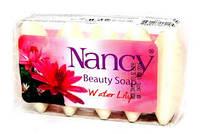 Туалетное мыло Dalan Nancy Beaty Водная лилия 5*60гр