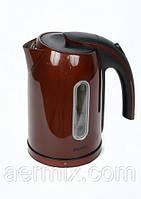 Электрический чайник Astor HНB-1336 Inox/brown
